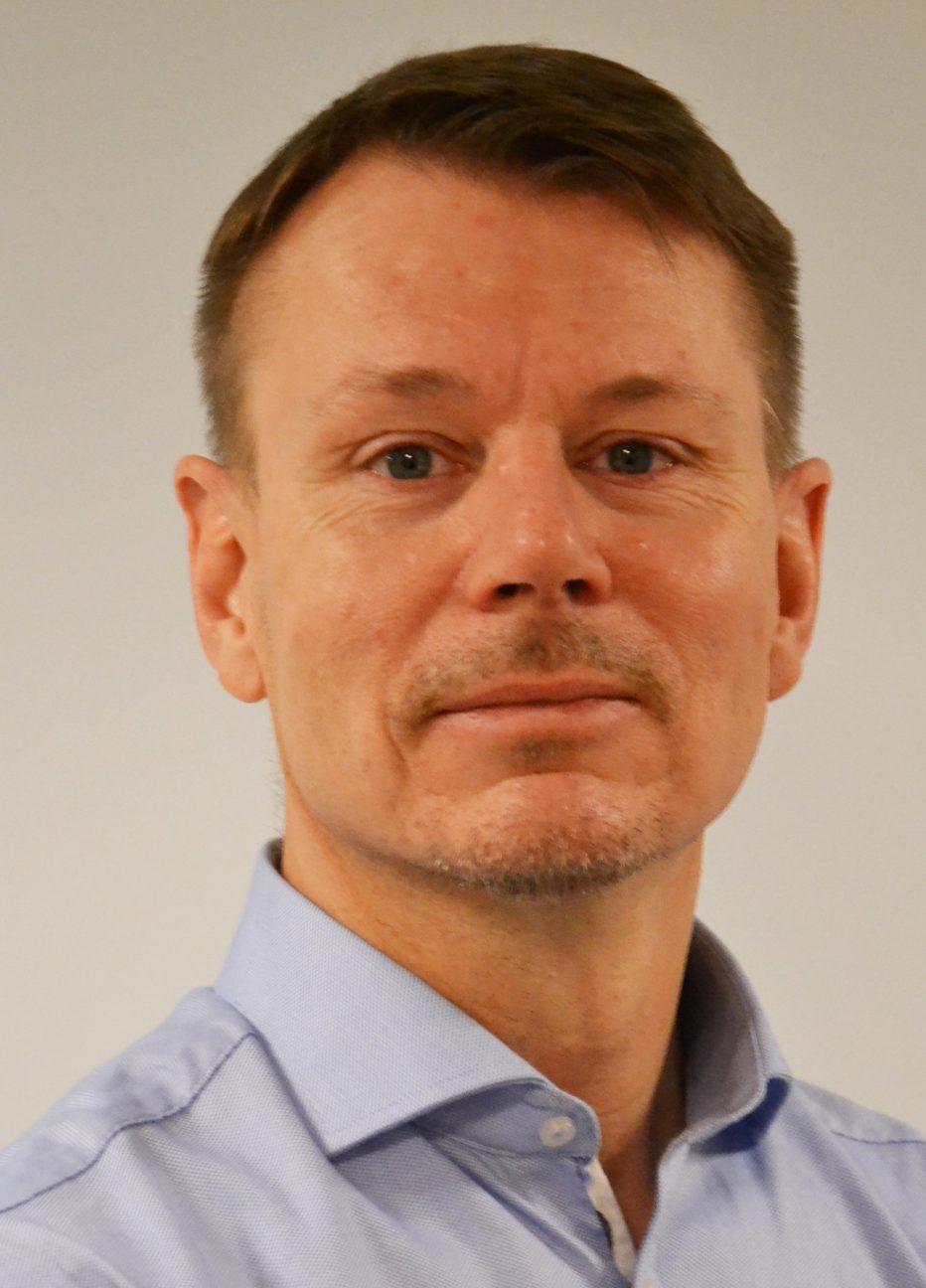 Porträtt på John Ekberg